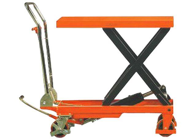 TF Single Scissor Manual Lift Table | Des Plaines, IL