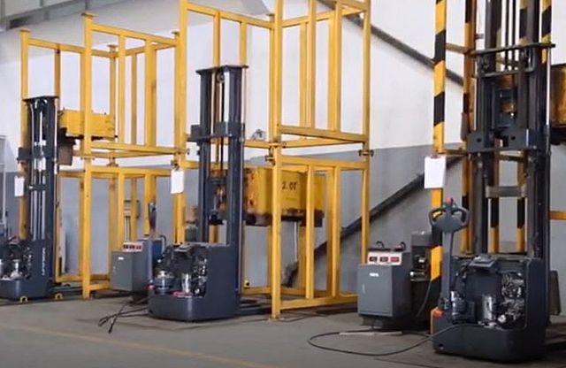 About Noblelift | Pallet Truck Services | Des Plaines, IL
