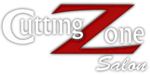 Cutting Zone Salon - Logo