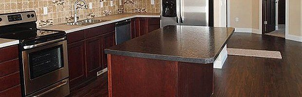 A Wide Range Of Countertops To Choose From