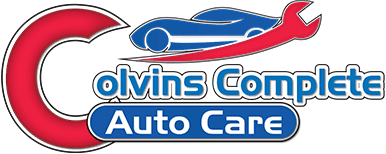 Colvins Complete Auto Care - Logo