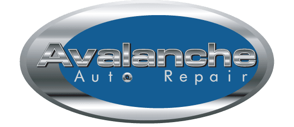 Avalanche Auto Repair Logo