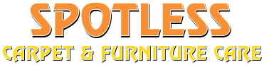 Spotless Carpet & Furniture Care - Logo
