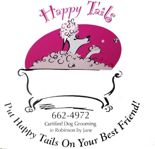 Happy Tails - Logo