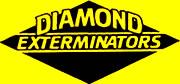 Diamond Exterminators - Logo