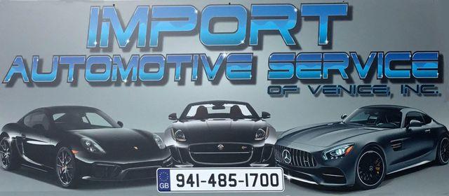 Import Automotive Service of Venice, Inc. - logo