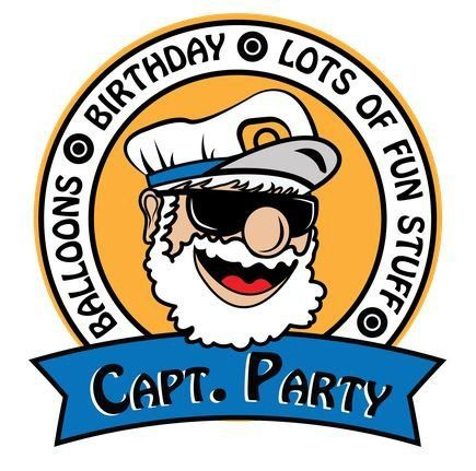 Capt party party supplies roanoke va for Custom t shirts roanoke va