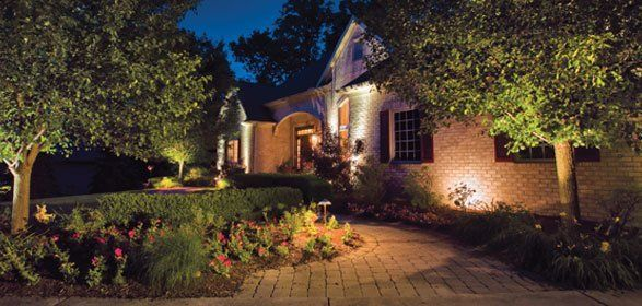 Landscape lighting outdoor lighting washington pa landscape lighting aloadofball Gallery