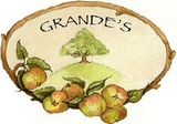 Grande's Garden Center and Gift Shop - Logo