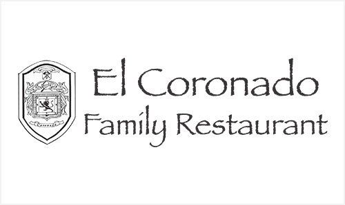 El Coronado - logo