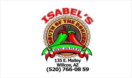 Isabel's South of the Border - logo