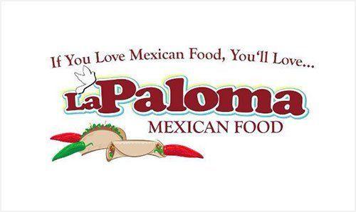 La Paloma - logo