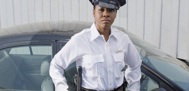 Security guard clothing