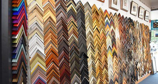 FRAMEWORKS | Custom Picture Framing | DIY Workshop | More