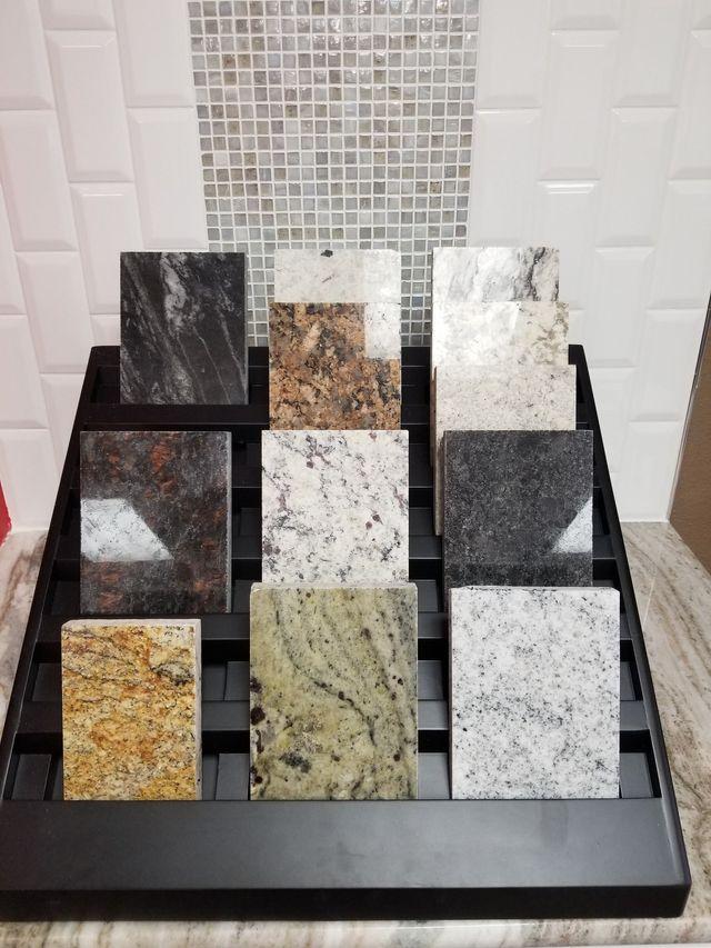 Granite Countertop Selections
