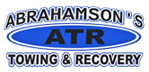 Abrahamson's Towing - Logo