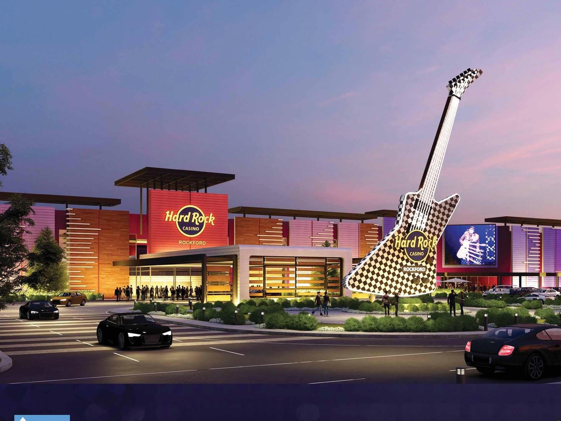 Hard Rock Casino Hours