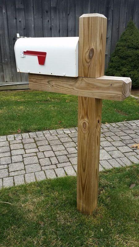 Mailbox Lantern