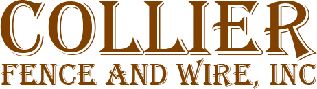Collier Fence and Wire, Inc - logo