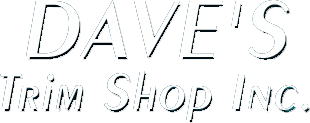 Dave's Trim Shop Inc. - Logo