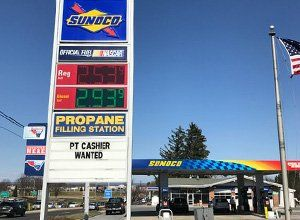 Sunoco Gas Station Near Me >> Ike S Airport Sunoco Service Station Allentown Pa