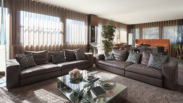 Bon Leather Sofas