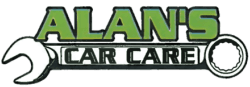 Alan's Car Care - Logo