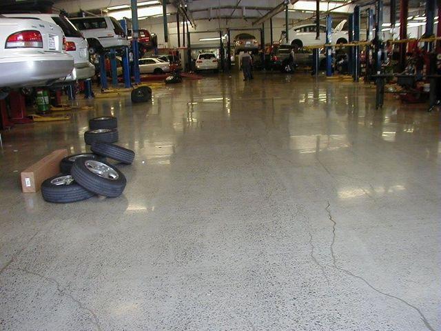 Elite Polished Concrete & Repair Service | Concrete Floors Rancho