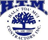 H.T.M. Contractors Inc. - logo
