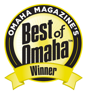 Best of Omaha Logo