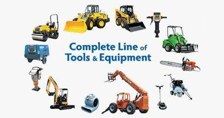 Harrsonburg Rental Equipment