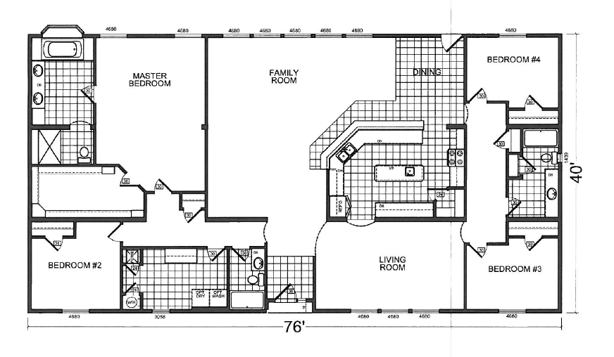 Additional Ch ion Homes likewise Townhouse Floor Plans besides Floorplans Photos Oak Creek Manufactured Homes moreover Plan For 24 Feet By 56 Feet Plot  plot Size 149 Square Yards  Plan Code 1458 also 2013 Square Feet 3 Bedroom 2 5 Bathroom 2 Garage Country Farmhouse 38364. on mobile home floor plans 20 x 56
