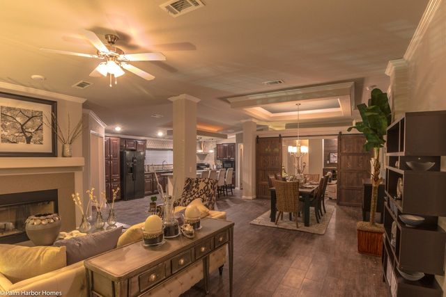 Palm Harbor Featured Floor Plans Caris Sell Homes