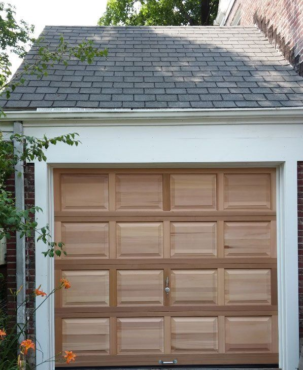Beau Garage Door