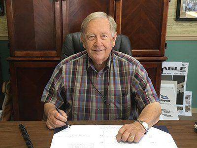 Lloyd M. Sivils, Owner