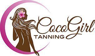 Coco Girl Tanning - Logo