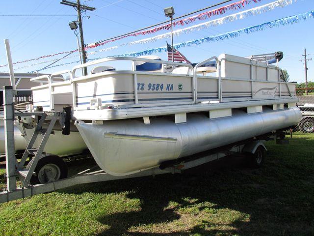 2002 Sea Hunt 20' dual console boat