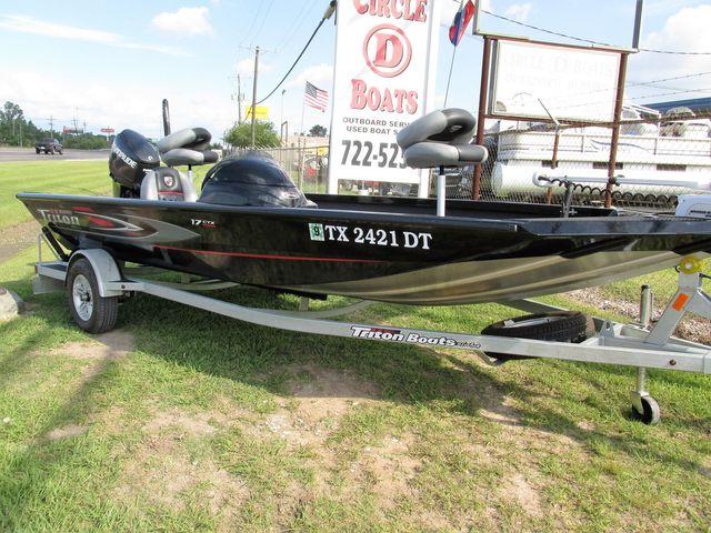 2014 Tracker Pro Team TF boat