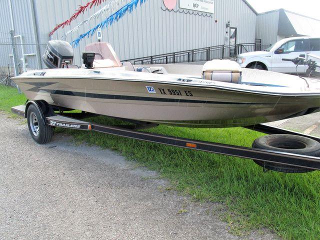 1992 Procraft 180 Combo boat