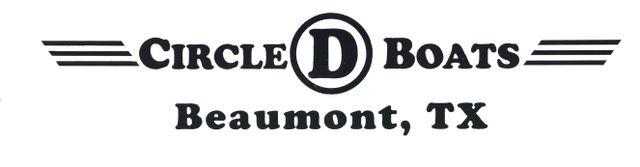 Circle D Boats - Logo