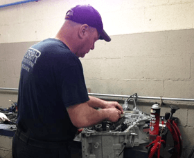 Auto repair technician