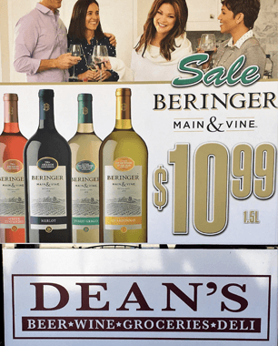 Wine Case Discounts
