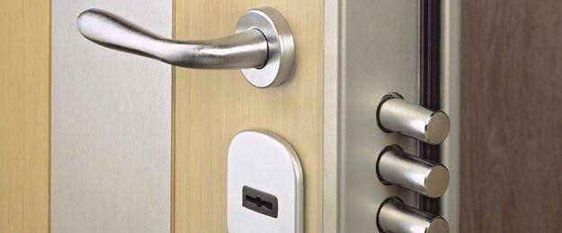 High security grade lock