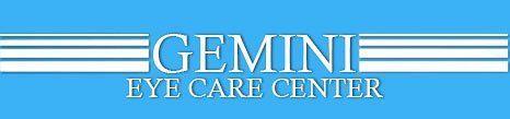 Gemini Eye Care Centers - Logo