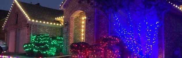 Holiday Lighting Services | Holiday Decoration Arlington TX