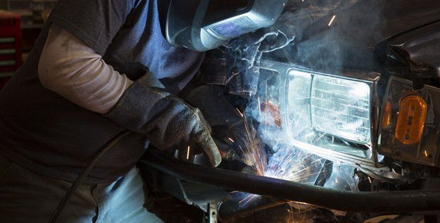 Vehicle Welding services