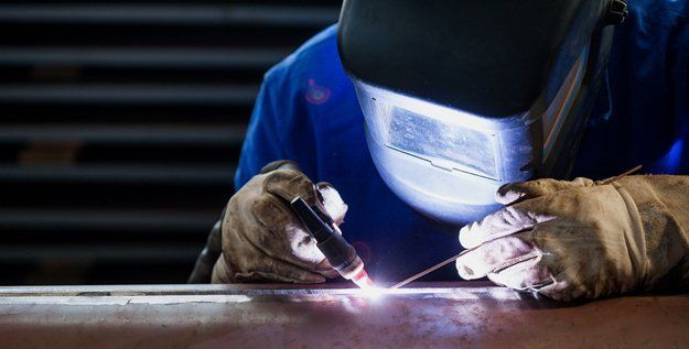 Construction Welding services