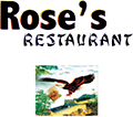 Rose's Restaurant - Logo