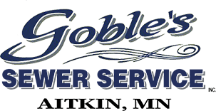 Goble's Sewer Service - Logo