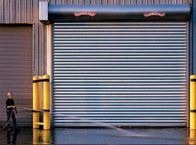 Garage Commercial Door